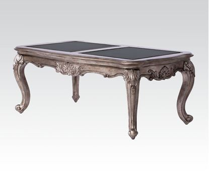 Picture of Chantelle Antique Platinum Coffee Table w/granite top