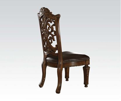 Picture of Vendome Traditional Cherry 2 Pcs. Side Chair    (Set of 2)