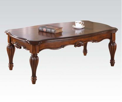Picture of Traditional Cherry Finish Occasional Table
