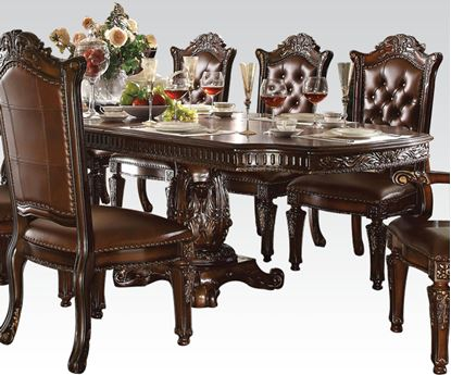 Picture of Vendome Cherry Double Pedestal Dining Table