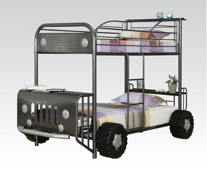 Picture of Gunmetal Bunkbed