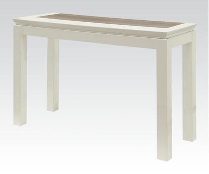 Picture of Olina Sofa Table in White