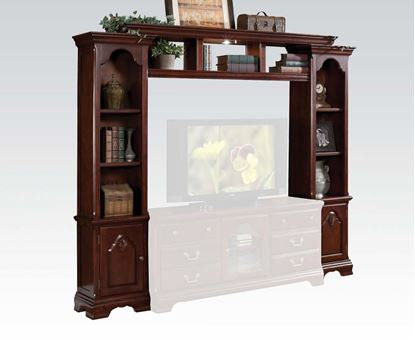 Picture of Hercules Wall Unit in Cherry