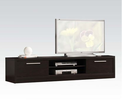 Picture of Malloy Espresso Storage TV Stand