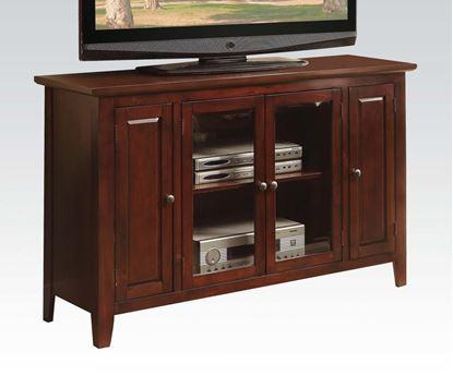 Picture of Vida Contemporary Espresso TV Stand