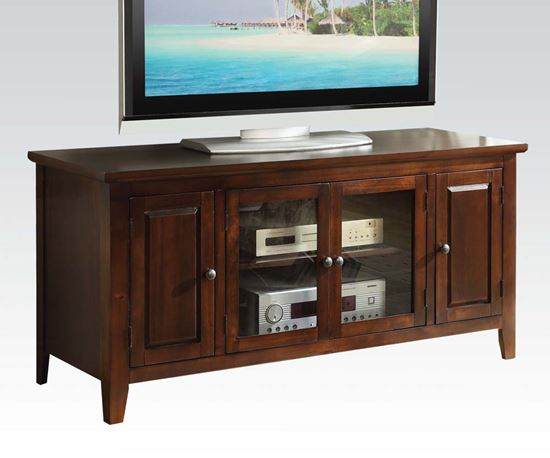 Picture of Christella Chocolate TV Stand