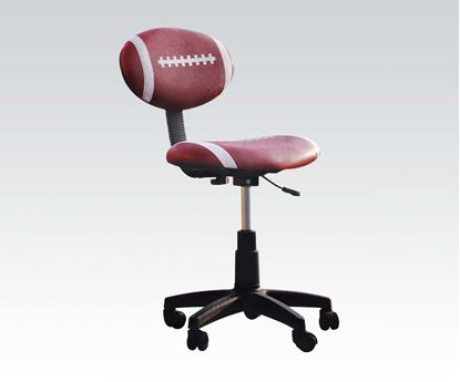 Picture of Youth Room Football Sport Pattern Lifting Chair