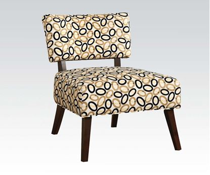 Picture of Fabric Accent Chair  W/P2