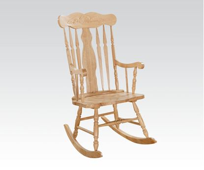 Picture of Natural Rocking Chair No P2 Concern
