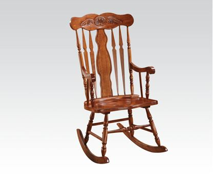 Picture of Oak Rocking Chair No P2 Concern