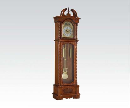 Picture of D. Oak Grandfather Clock  W/P2