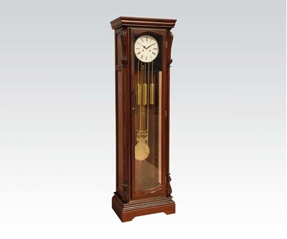 Picture of D. Walnut Grandfather Clock  W/P2