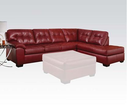 Picture of Contemporary Cardinal Sectional with Right Facing Chaise