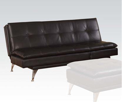Picture of Frasier Adjustable Sofa in Black