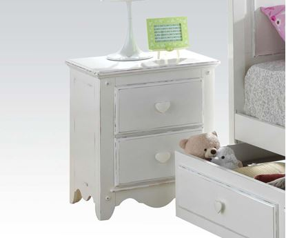 Picture of Sweetheart White Finish Youth Night Stand