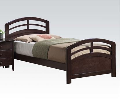Picture of San Marino Youth Room in Dark Walnut Twin Bed