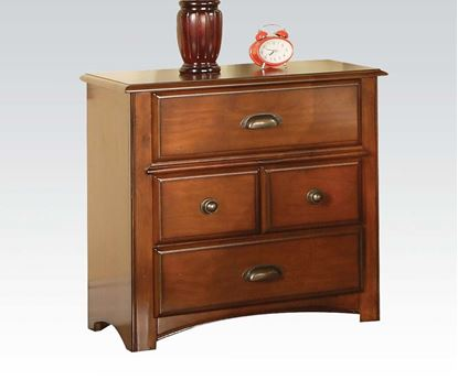 Picture of Brandon Oak Finish Night Stand