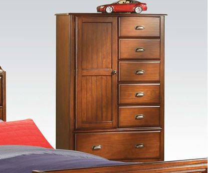 Picture of Brandon Oak Finish Chest