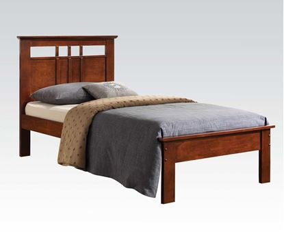 Picture of Donato  Ash Capuccino Finish Wood Youth Twin Bed