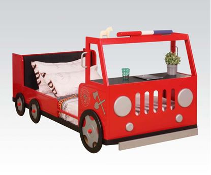 Picture of Fire Truck Twin Bed