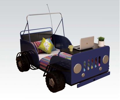 Picture of Car Style Youth Bed  W/P2