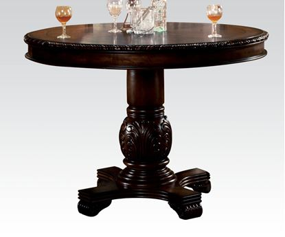 Picture of Chateau De Ville Espresso Counter Height Table