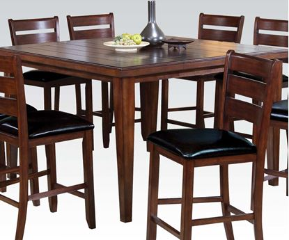 Picture of Urbana Cherry Counter Height Dining Table