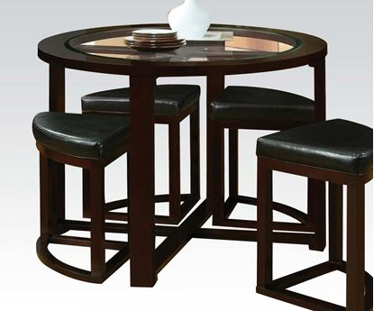 Picture of Patia Espresso Counter Height Dining Table