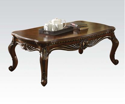 Picture of Remington Brown Cherry Finish Coffee Table