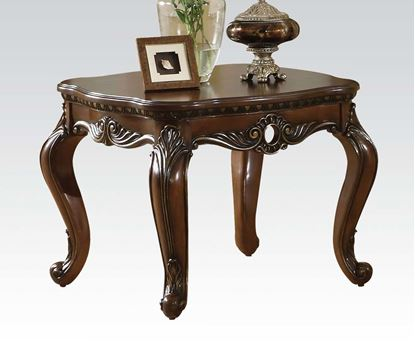 Picture of Remington Brown Cherry Finish End Table