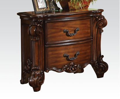 Picture of Vendome Traditional Cherry Finish Night Stand
