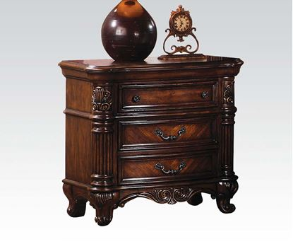 Picture of Remington Brown Finish Night Stand