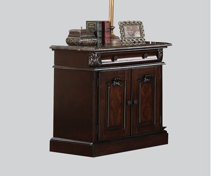 Picture of Roman Empire Cherry Finish Nightstand