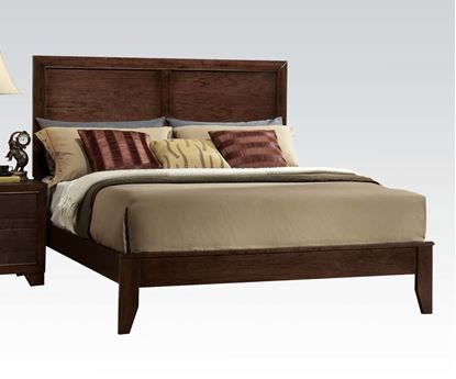 Picture of Madison Espresso Finish Queen Platform Bed
