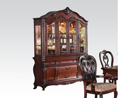 Picture of Dorothea Hutch and Buffet in Cherry