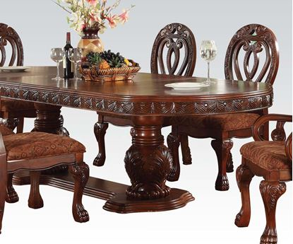 Picture of Traditional Quinlan Cherry Dining Table