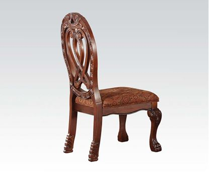 Picture of Traditional Quinlan Cherry 2 Pcs. Side Chair by    (Set of 2)