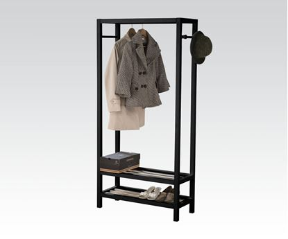 Picture of Maeve Garment Rack in Black