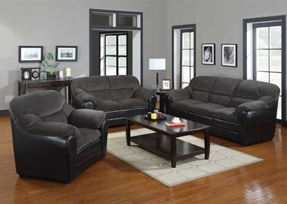 Picture of Connell Olive Gray Living Room Set